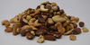Mixed Nuts, Roasted, No Salt