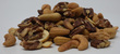 Cashews and Pecans <BR>(Roasted and Salted)