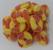Gummi Peach Rings