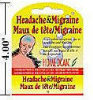 Headache & Migraine Pellets