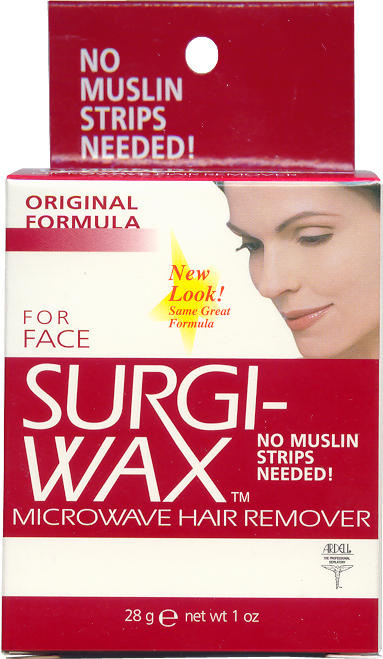 Surgi Wax For Face Microwave Hair Remover Zin 100872