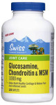 Joint Complex - Glucosamine, MSM and Chondroitin Sulfate - 1000 mg