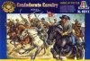 Confederate Cavalry Riders - Plastic Kit - 1:72 Scale