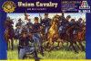 Union Cavalry Riders - Plastic Kit - 1:72 Scale