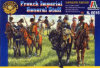 French Imperial General Staff - Plastic Kit - 1:72 Scale