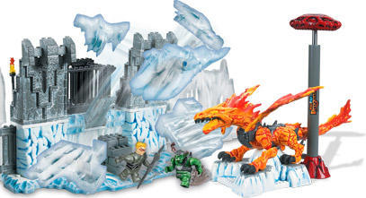 Dragons - Fire Storm Fortress