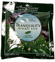 Tranquility Mineral Bath