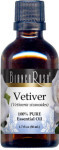 Vetiver Pure Essential Oil