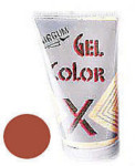 Hair Color Gel - Orange / Copper