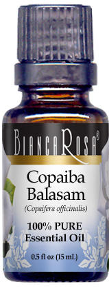 Copaiba Balsam Pure Essential Oil