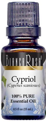 Cypriol Pure Essential Oil