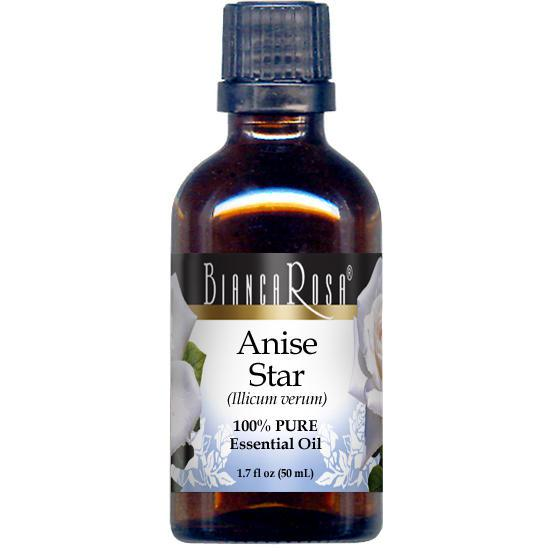 Anise Star Pure Essential Oil - Label