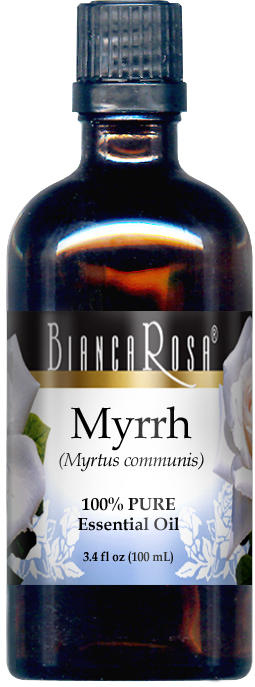 Myrtle Pure Essential Oil