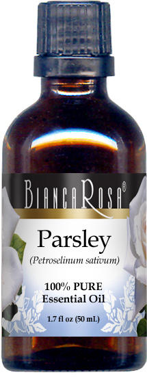 Parsley Pure Essential Oil