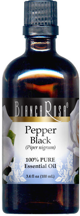 Black Pepper Pure Essential Oil