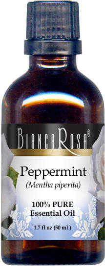 Peppermint Supreme Pure Essential Oil