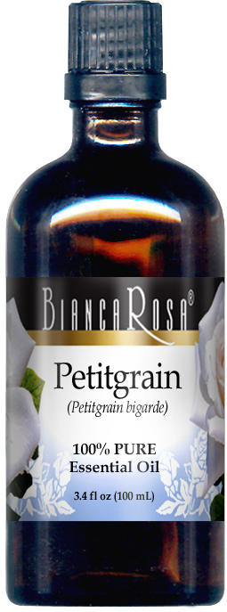 Petitgrain Pure Essential Oil