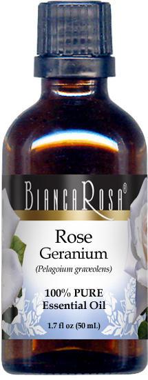 Rose Geranium South Africa Pure Essential Oil (Cape Rose Geranium)