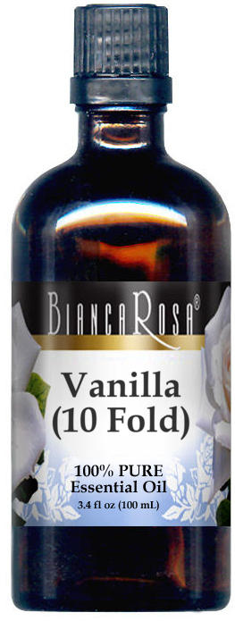 Vanilla Pure Essential Oil (10 Fold)