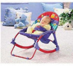 Infant-To-Toddler Soothing Rocker - Suggested Retail $54.75