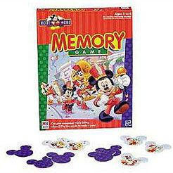 Memory Game - Mickey Mouse