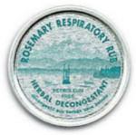 Rosemary Respiratory Rub