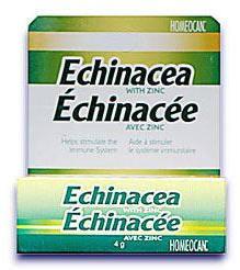 Echinacea with Zinc