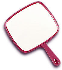 Professional Hand Mirror - Large