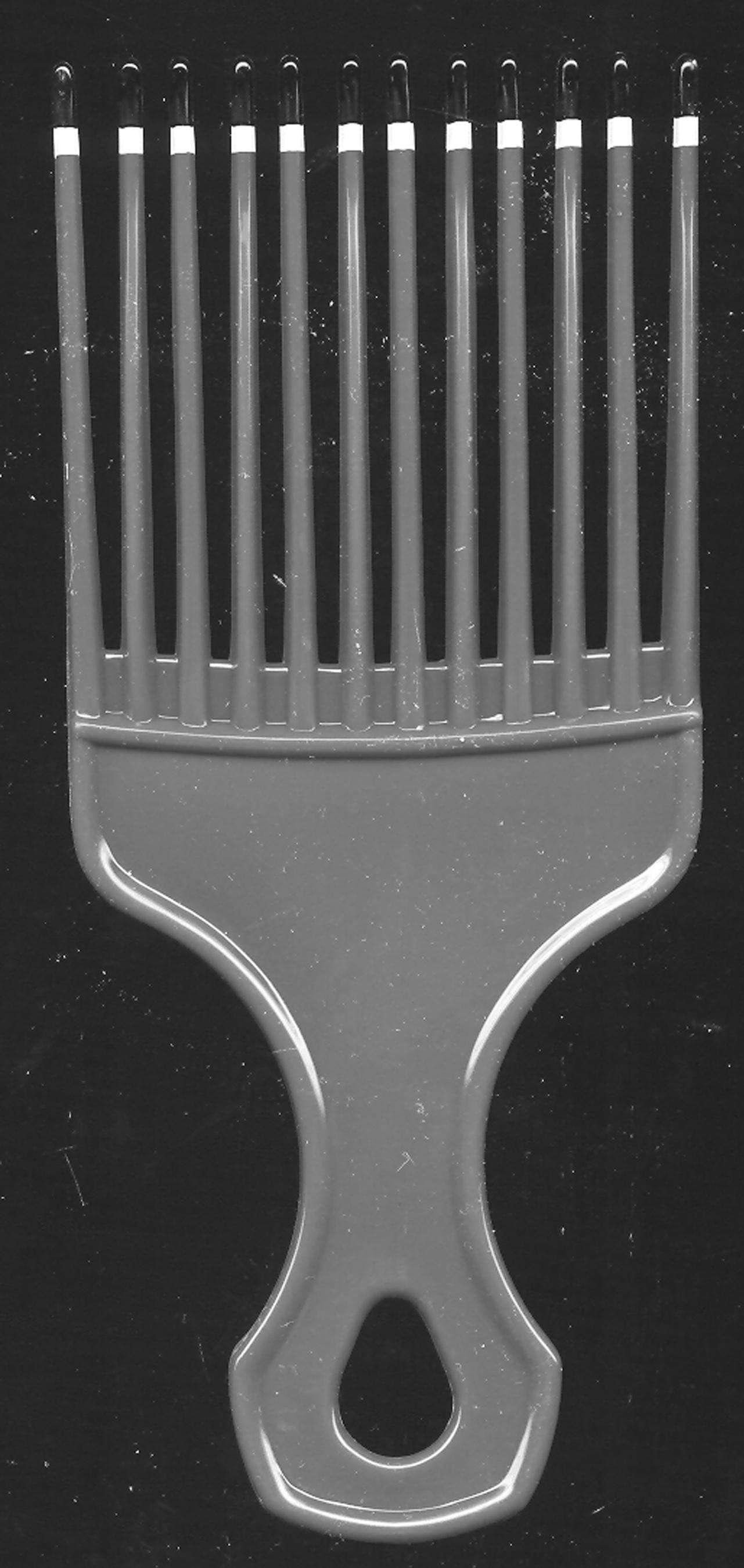 Large Size Lift Comb - Label
