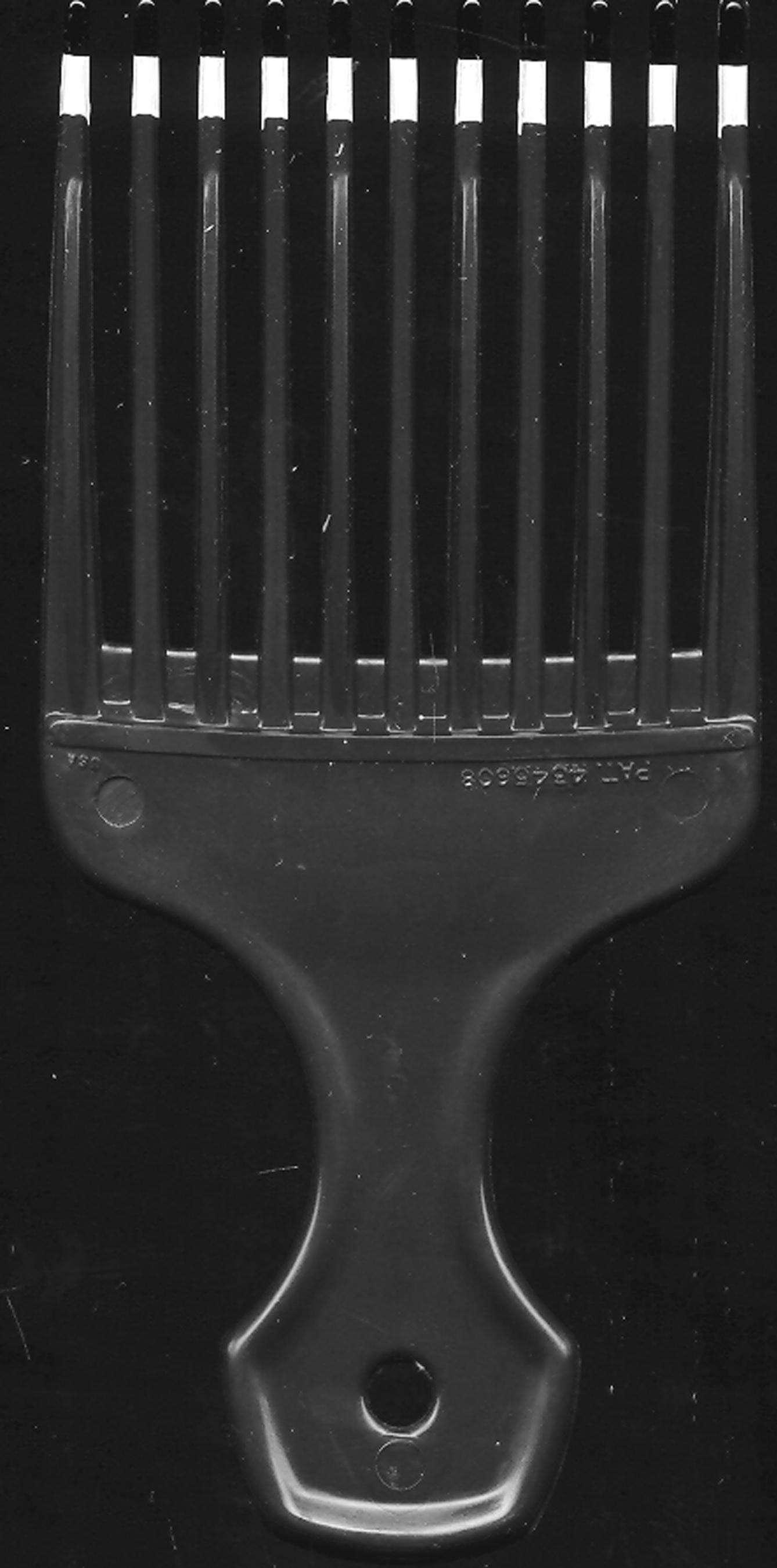Medium Size Lift Comb - Label