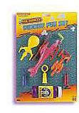 Super Bubble Set - Spaceships and Helicopter - Mr. Bubbles