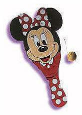 Minnie for Kids Paddle Ball