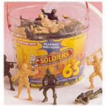 Soldiers - 65 Pieces