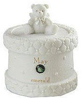 Monthly Trinket Box - May - Emerald