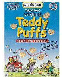 Wheat Free Cereal Snack - Teddy Puffs Original