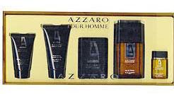 Azzaro: Pour Homme - Five Piece Gift Set