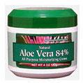 Aloe Vera 84% - Moisturizing Cream - Moisturizer