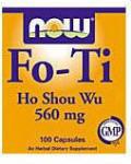 Fo-Ti (Ho Shou Wu) - 560 mg