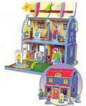 Caillou's House - Foam Puzzle