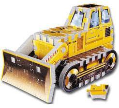 Bulldozer - Mini Kit Vehicle