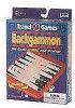 Magnetic Backgammon - Travel