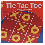 Tic-Tac-Toe - Red Box - Suggested Retail $5.50 !