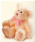 """Sabrina Plush Bear - 10"""" - Bears From the Past Collection"""