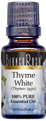 Thyme White Pure Essential Oil