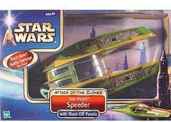 Star Wars - Zam Wesell Speeder