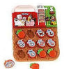 Guess 'n Match Carrot Patch - Play Start - VTech Electronic Preschooler Game - Suggested Retail - $29.99 !!!