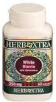 White Stevia - 85% Steviosides - 250 mg