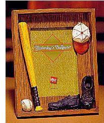 Shadowbox Baseball Frame