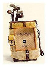 Golf Bag Frame