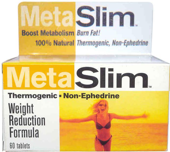 MetaSlim - Weight Reduction Formula
